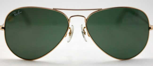Different Ray-Ban Aviator Types