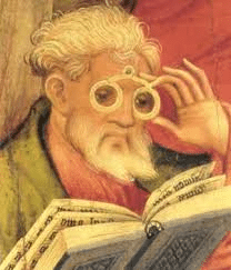 History of Reading glasses
