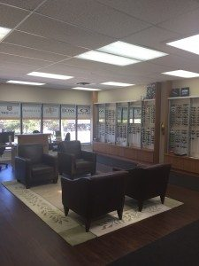 Optometrist office