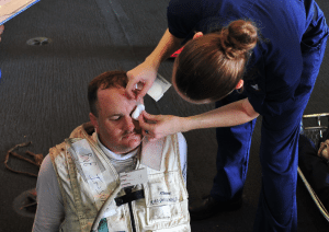 A Guide to First Aid for Eye Injuries